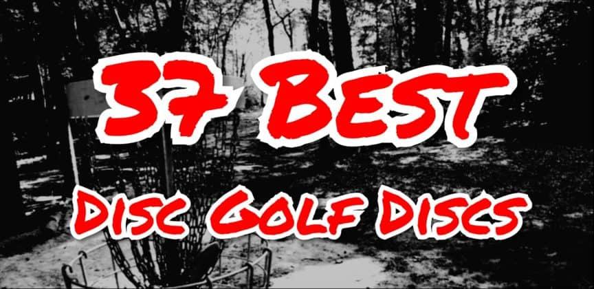 best disc golf driver 2018